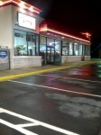 gas station Cleaning